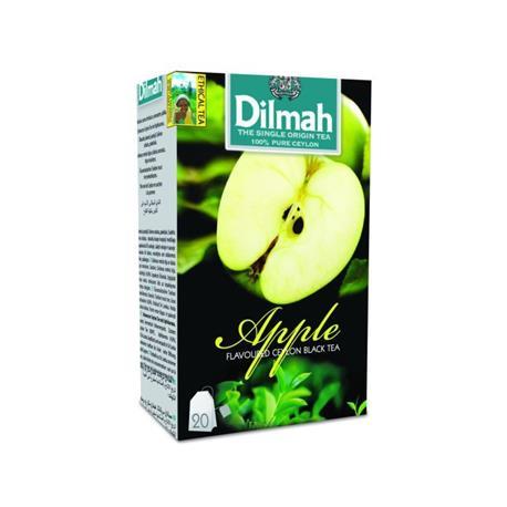 Herbata Dilmah Jabłko ekspresowa 20 szt. -16010