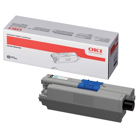 Toner OKI 44469804 black 5 tys. do C510/530/MC561-16214