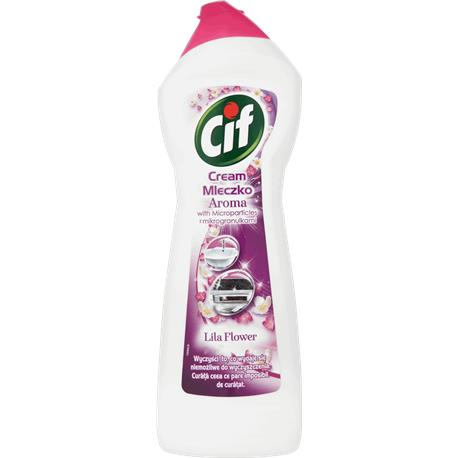Cif Cream Lila Flowers 780g-16333