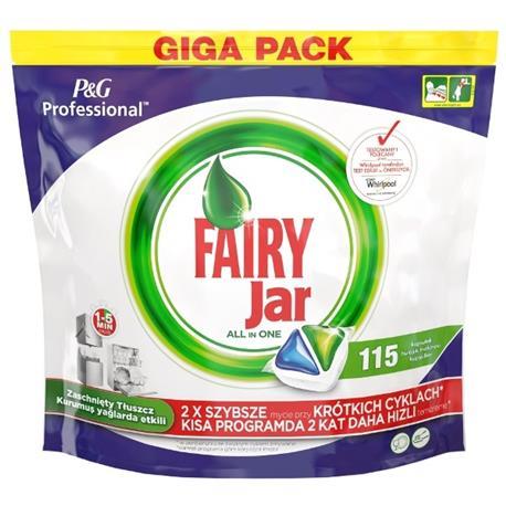 Fairy Jar All in One kapsułki Oryginal 115 szt-16417