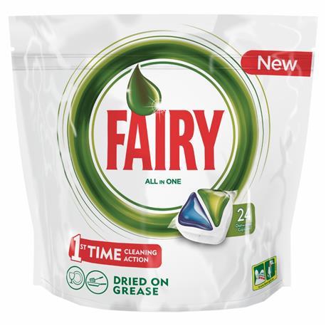 Fairy All in One kapsułki Oryginal Regular 24 szt-16429