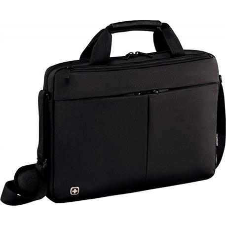 "Torba na laptopa Wenger Slim Format 16"" czarna-16454"