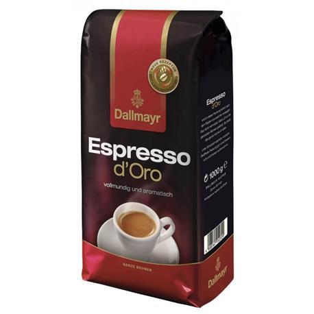 Kawa Dallmayr Espresso D'oro 1kg ziarnista -16644