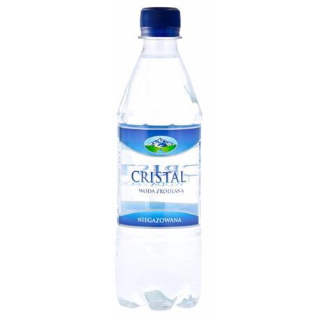 Woda Cristal niegazowana 0,5l (6 szt.) -17156