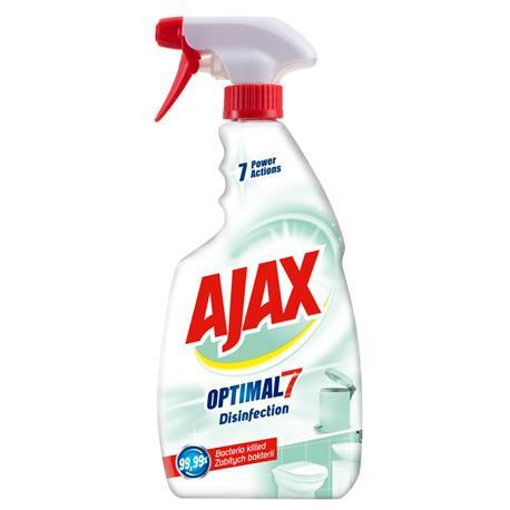 Płyn Ajax Optimal 7 do dezynfekcji 750ml*-17824