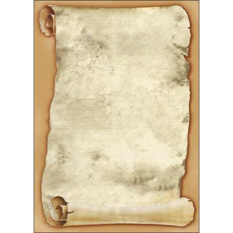 Arkusze barwne A4 Herold 100g (50)-6760