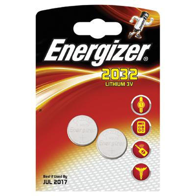 Bateria specjalistyczna Energizer CR2032 3V (2)-6998