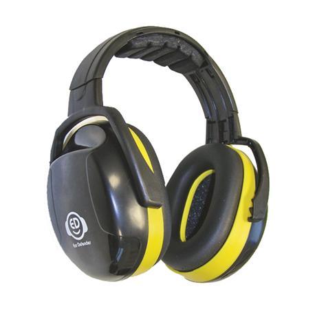 Nauszniki na głowę ED 2H, 30dB, żółte-10403