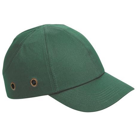 Czapka z wewnętrznym wzmocnieniem Duiker, zielona-10409
