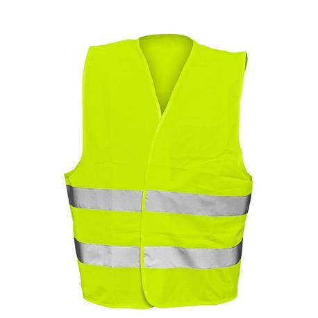 Kamizelka odblaskowa żółta-12012