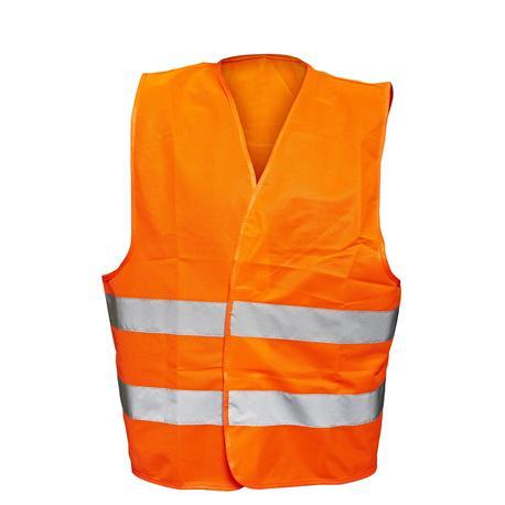 Kamizelka odblaskowa pomarańczowa-12016
