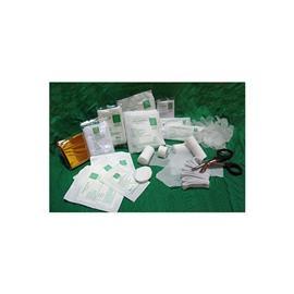 Wyposażenie apteczki DIN13157