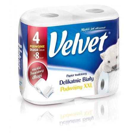 Papier toaletowy Velvet XXL (4) biały-14365