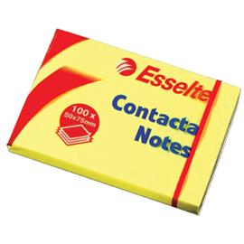 Bloczek Esselte Contacta 75x75 mm