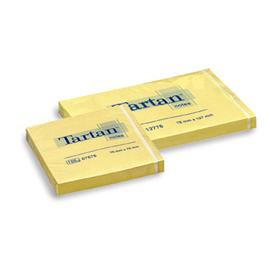 Bloczek Tartan 76x76mm - 100 kartek