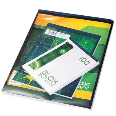Blok biurowy IP A4, 50k., kratka-910