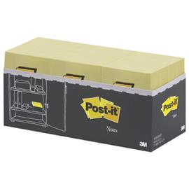 Bloczek Post-it 38x51 mm żółty 24szt.653Y-24