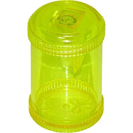 Temperówka plastikowa pojedyncza Donau beczka-6702