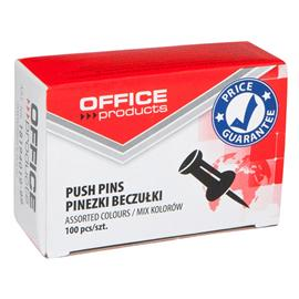 Pinezki beczułki Office Products (100)