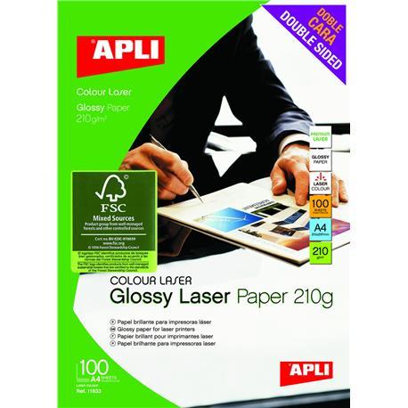 Papier Apli do wydruków profesjonalnych (210g)-4946