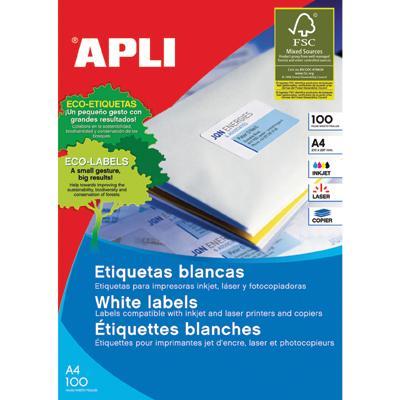 Etykiety Apli 38 x 21mm-1334