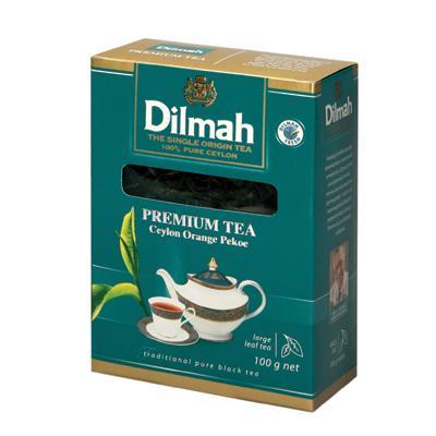 Herbata Dilmah Premium Ceylon Orange Pekoe 100g-6320