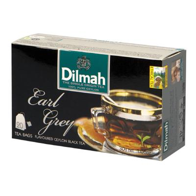 Herbata Dilmah Earl Grey ekspresowa 20 szt.-6817
