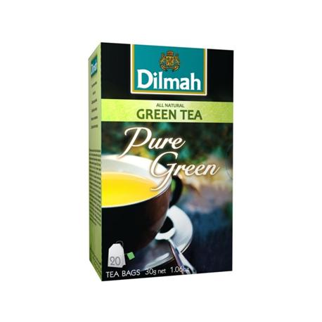 Herbata Dilmah Green Pure Green Tea (25)-12841