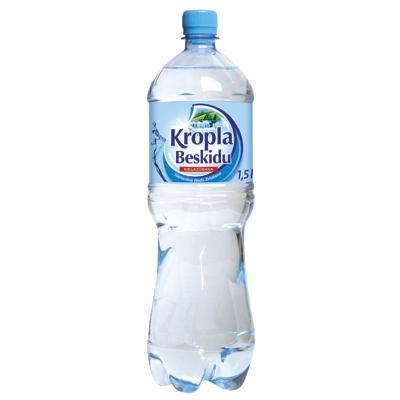 Woda Kropla Beskidu niegazowana 1,5l (6szt.)-6813