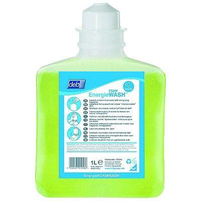 Mydło w pianie Foam Wash wkład do doz. energie-12111
