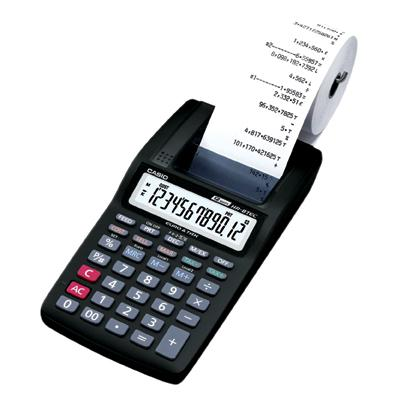 Kalkulator Casio HR-8TEC z drukarką-279