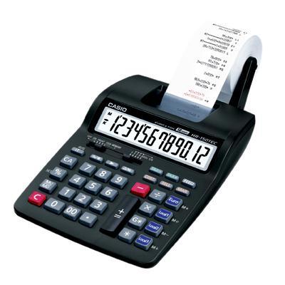 Kalkulator Casio HR-150TEC z drukarką-280