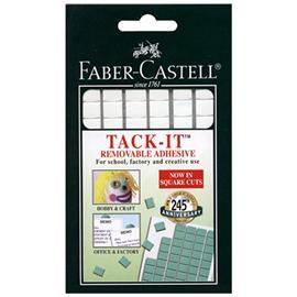 Masa mocująca Faber Castell Tack-It biała