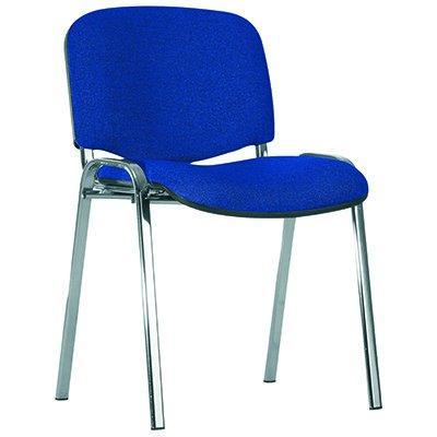Krzesło konferencyjne ISO chrome-11452