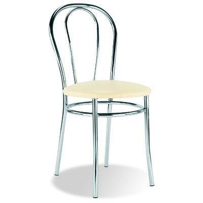 Krzesło Tulipan chrome-11474