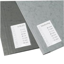 Kieszeń samoprzylepna na etykiety 25x75 mm