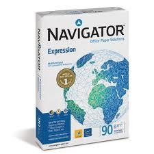 Papier A4 Navigator Expression 90g 500ark.-7957