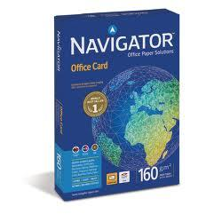 Papier A4 Navigator Office Card 160g 250ark.-7961
