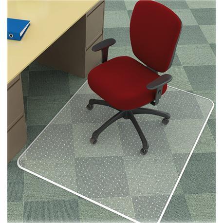 Mata pod krzesło na dywany, 150x120cm prostokątna-13917