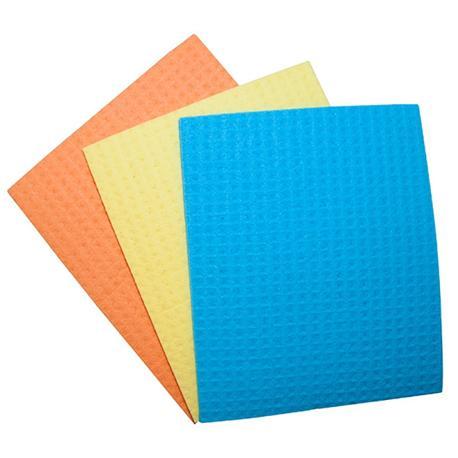 Ścierka Office Products gąbczasta 18x16cm (3)-14190