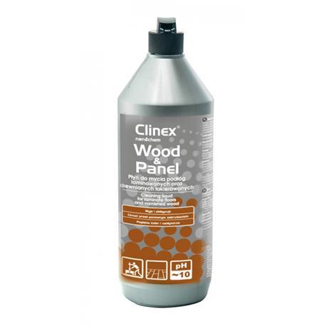 Płyn Clinex do mycia drewn.podłóg i paneli 1L-14246