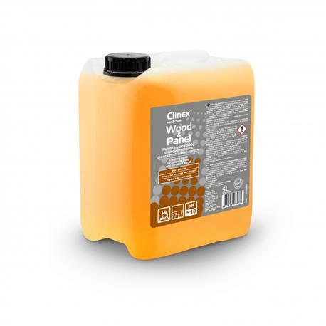 Płyn Clinex do mycia drewn.podłóg i paneli 5L-14247