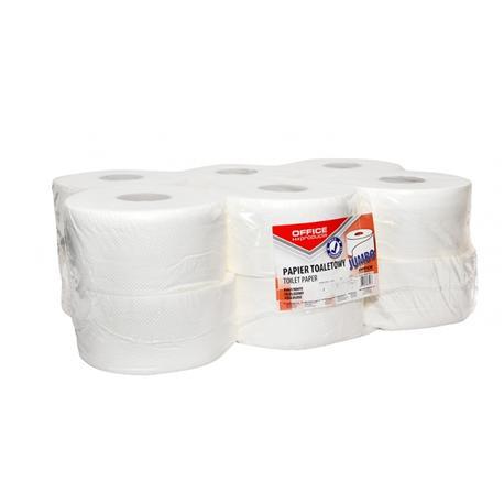 Papier toal.Jumbo OP 2 warst.biała celul.(12)-14272