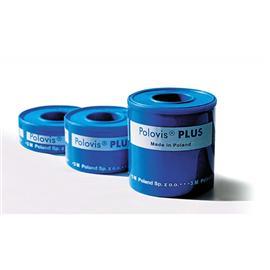 Plaster bez opatrunku Polovis 25mm na rolce biały