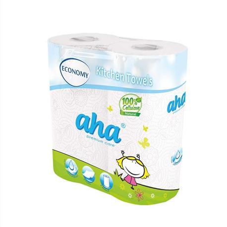 Ręcznik papierowy AHA biały A'2-12815
