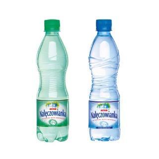 Woda Nałęczowianka gazowana 0,5l (12szt )-3139