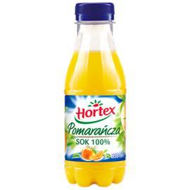 Sok Hortex Pomarańczowy 300 ml x 6 szt.