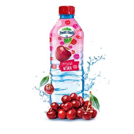 Woda Żywiec niegazowana wiśnia 0,5l (6 szt.)-12750