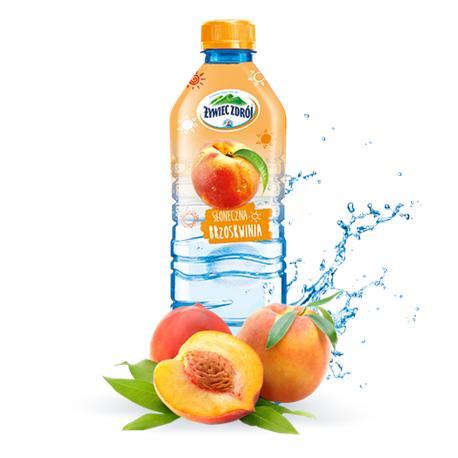 Woda Żywiec niegazowana brzoskwinia 0,5l (6 szt.)-12755