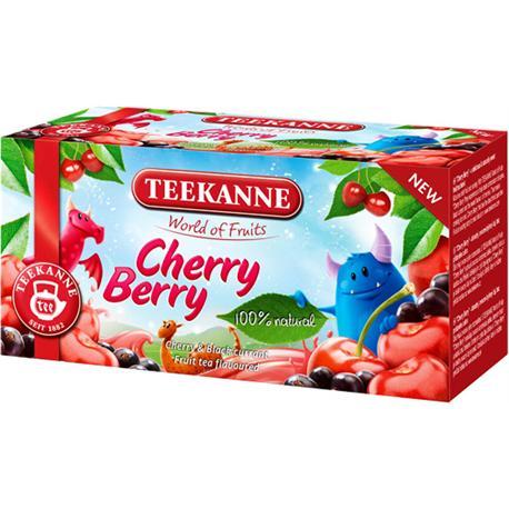 Herbata Teekanne Cherry Berry ekspresowa 20 tor.-13746